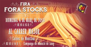 Fira Fora Stocks 2018